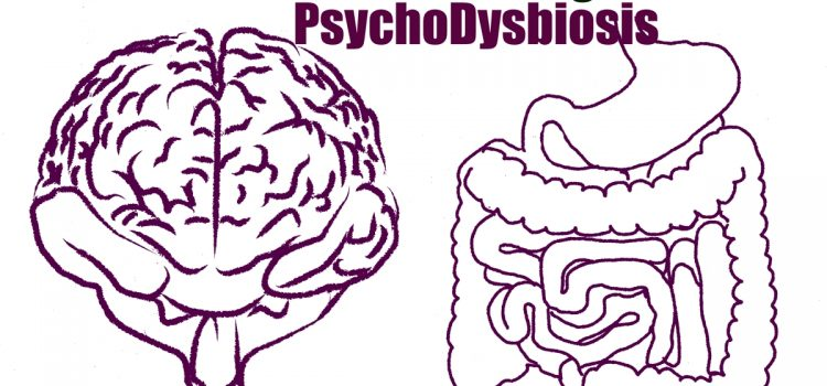 Can our mind alter our gut flora? Psychodysbiosis
